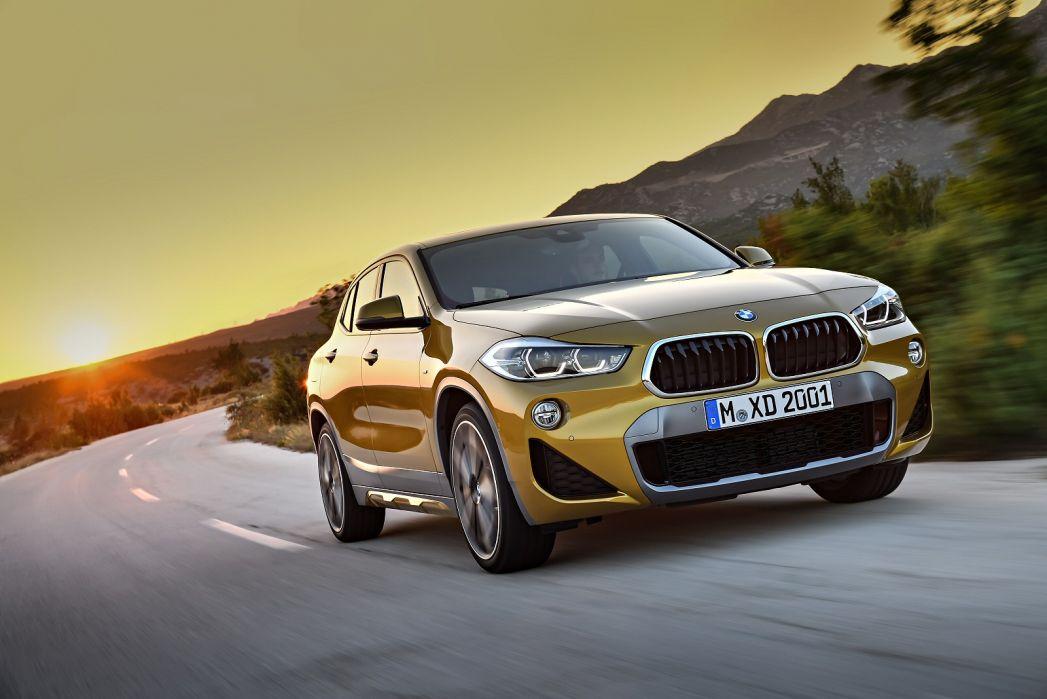 Image 3: BMW X2 Diesel Hatchback Xdrive 18D M Sport 5dr