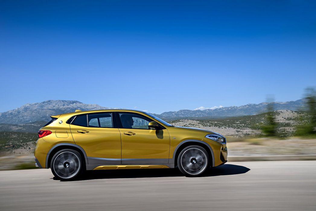 Image 4: BMW X2 Diesel Hatchback Xdrive 18D M Sport 5dr