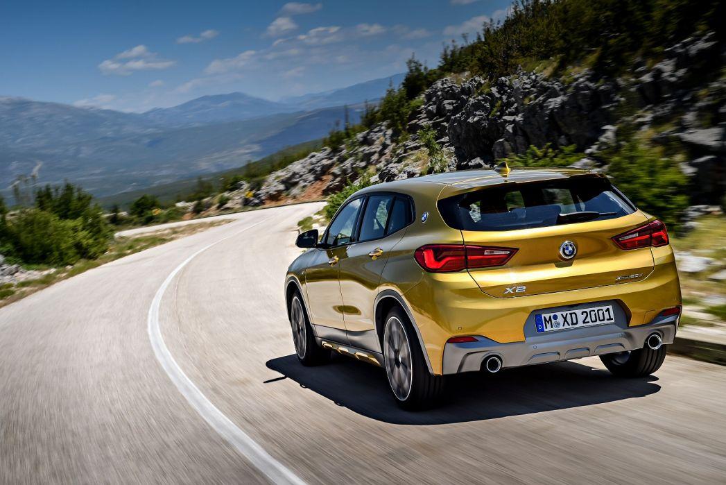Image 5: BMW X2 Diesel Hatchback Xdrive 18D M Sport 5dr