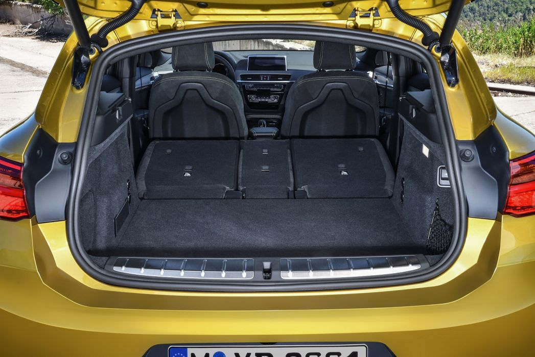 Image 4: BMW X2 Hatchback Sdrive 20I SE 5dr Step Auto