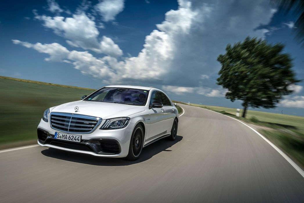 Image 3: Mercedes-Benz S Class AMG Cabriolet S63 [612] 2dr MCT