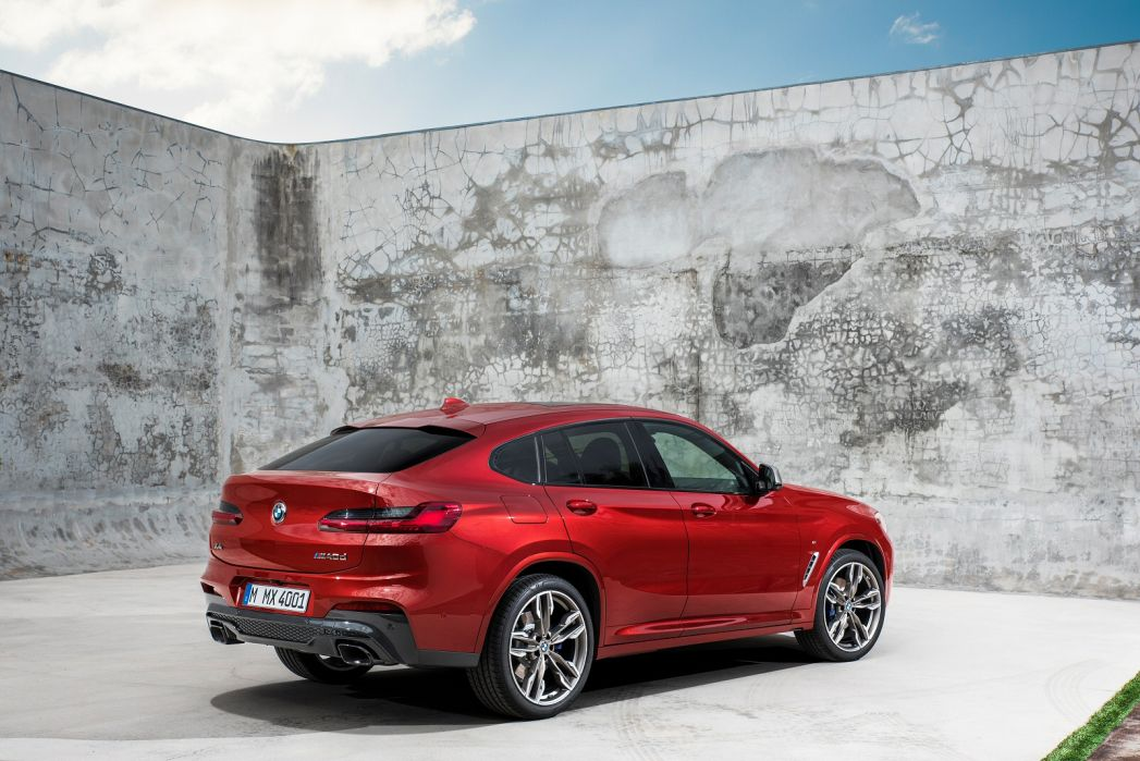 Image 3: BMW X4 Diesel Estate Xdrive M40d 5dr Step Auto