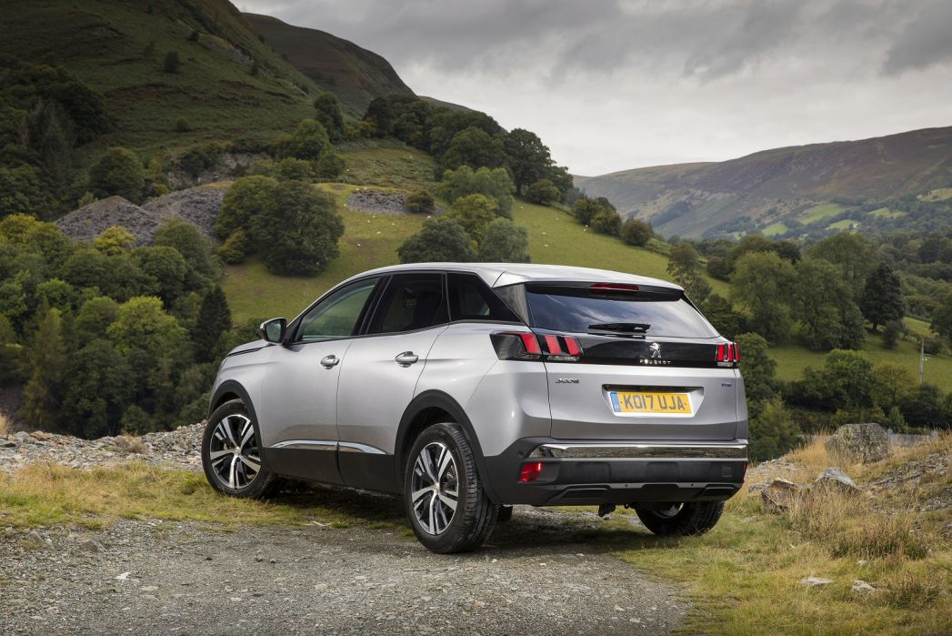 Image 2: Peugeot 3008 Estate 1.2 Puretech Allure 5dr EAT8