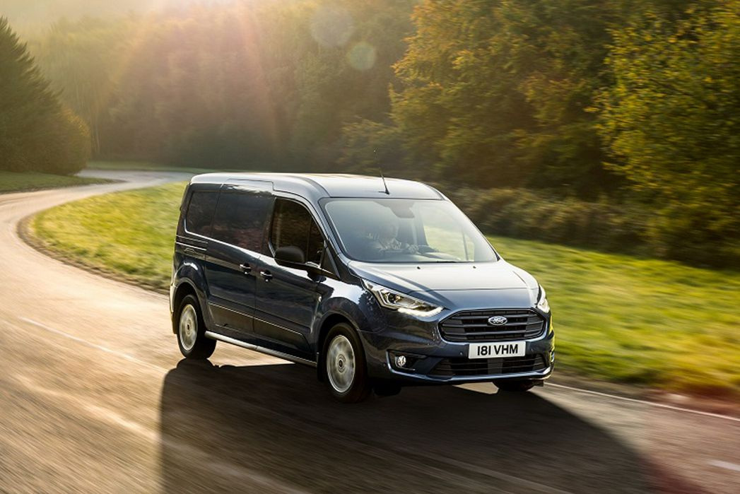 Image 2: Ford Transit Connect 240 L2 Diesel 1.5 Ecoblue 120PS Limited VAN Powershift