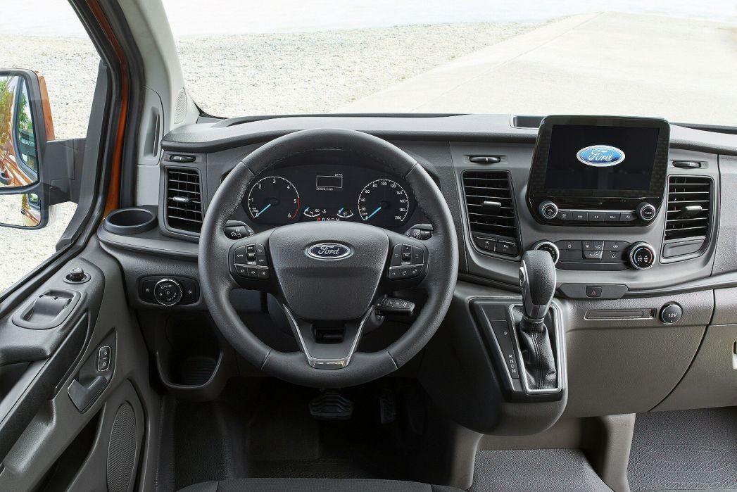 Image 6: Ford Transit Custom 320 L2 Diesel FWD 2.0 Ecoblue 130PS High Roof Trend VAN