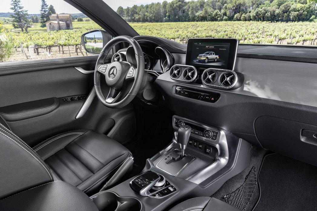 Image 6: Mercedes-Benz X Class Diesel 250D 4matic Progressive Double CAB Pickup