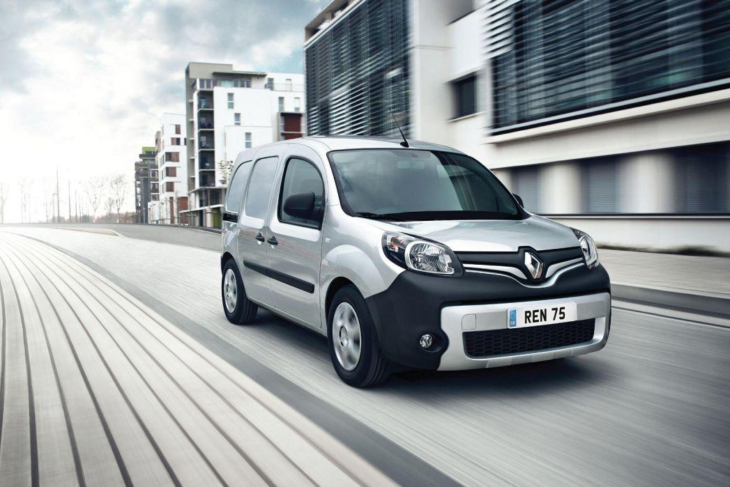 Image 4: Renault Kangoo ZE Electric ML20 44KW 33KWH Business I-VAN Auto