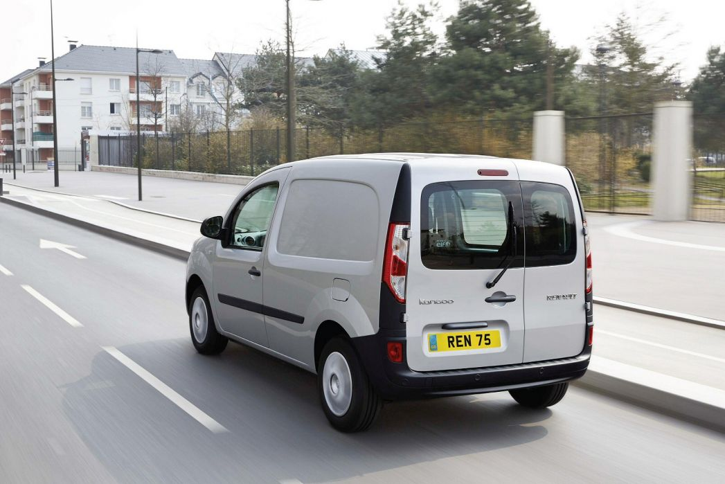 Image 5: Renault Kangoo Diesel ML19 Energy DCI 80 Business VAN [euro 6]