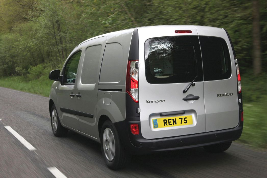Image 3: Renault Kangoo Diesel ML19 Energy DCI 80 Business VAN [euro 6]