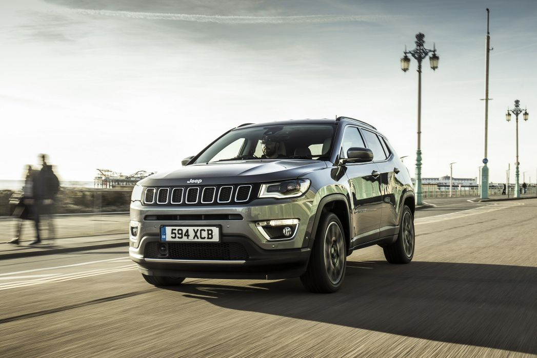 Image 2: Jeep Compass SW 1.4 Multiair 140 Longitude 5dr [2WD]