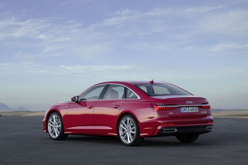 Video Review: Audi A6 Avant 45 Tfsi Quattro Sport 5dr S Tronic