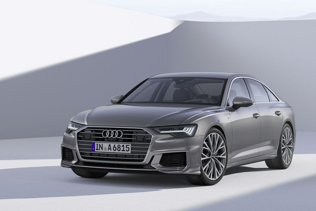 Image 4: Audi A6 Saloon 55 Tfsi Quattro Black Edition 4dr S Tronic