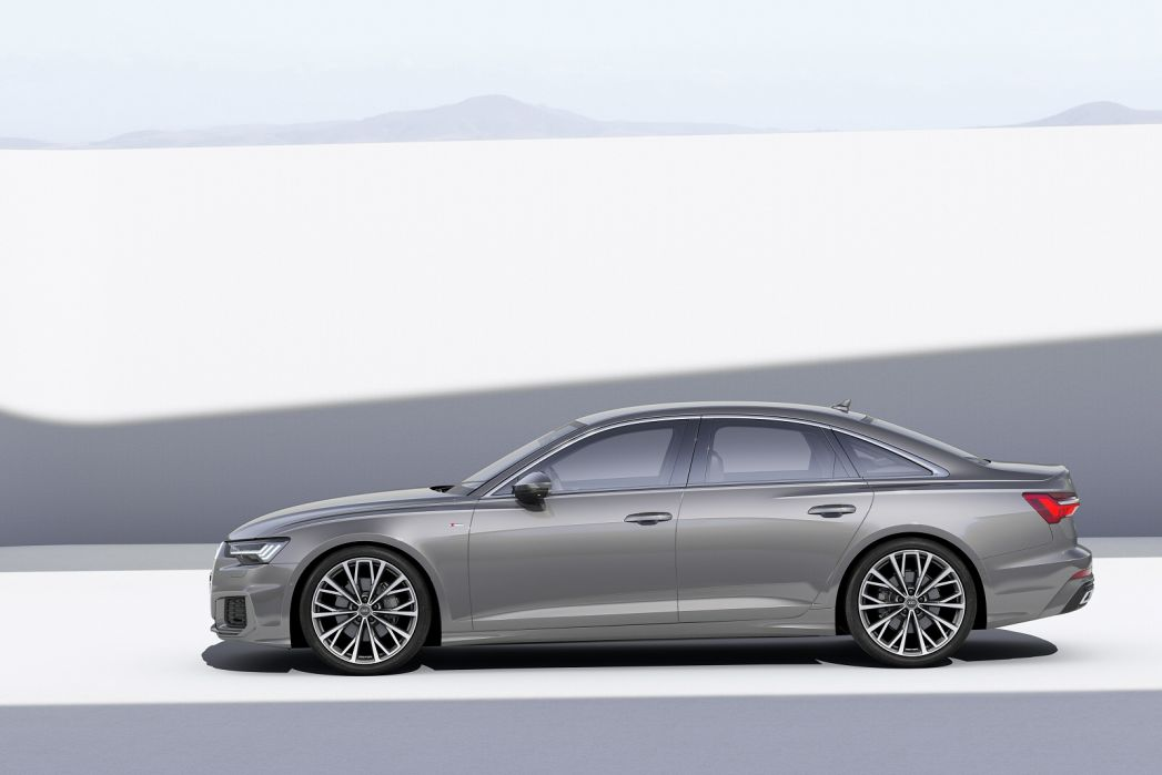 Image 5: Audi A6 Saloon 55 Tfsi Quattro Black Edition 4dr S Tronic