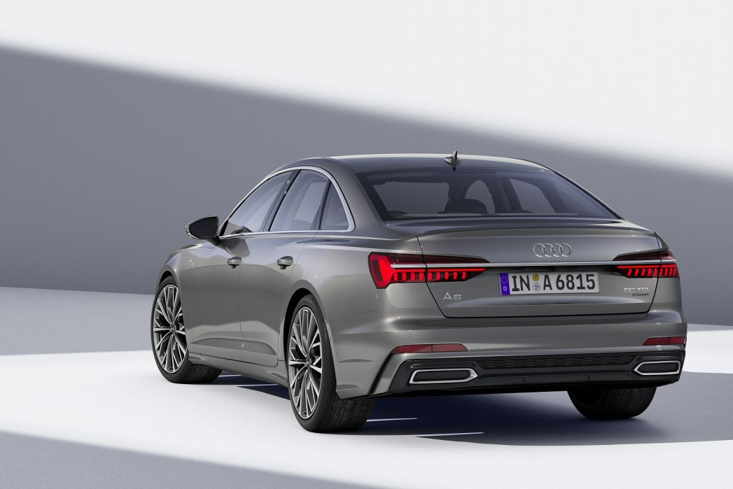 Image 6: Audi A6 Saloon 55 Tfsi Quattro Black Edition 4dr S Tronic