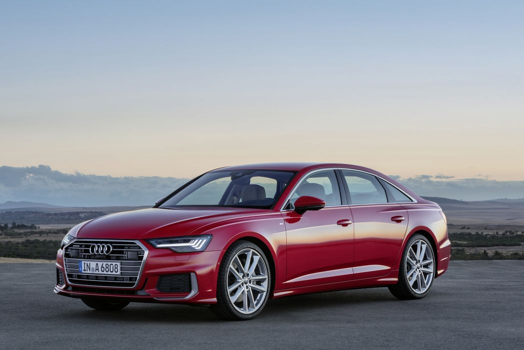 Image 4: Audi A6 Diesel Saloon 40 TDI S Line 4dr S Tronic [tech Pack]