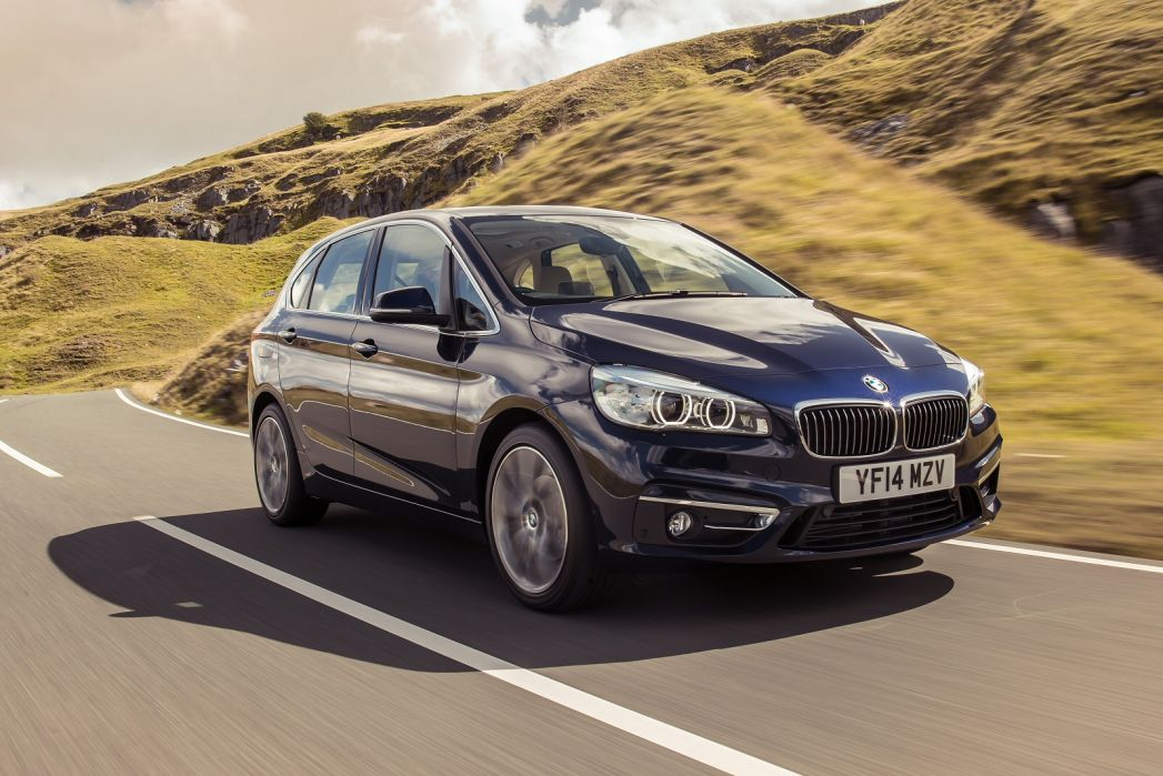 Video Review: BMW 2 Series Active Tourer 218I M Sport 5dr