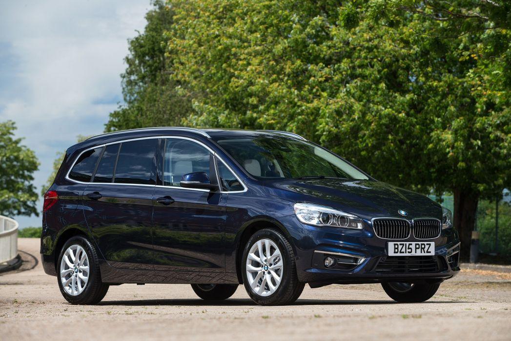 Video Review: BMW 2 Series Diesel Gran Tourer 218D SE 5dr