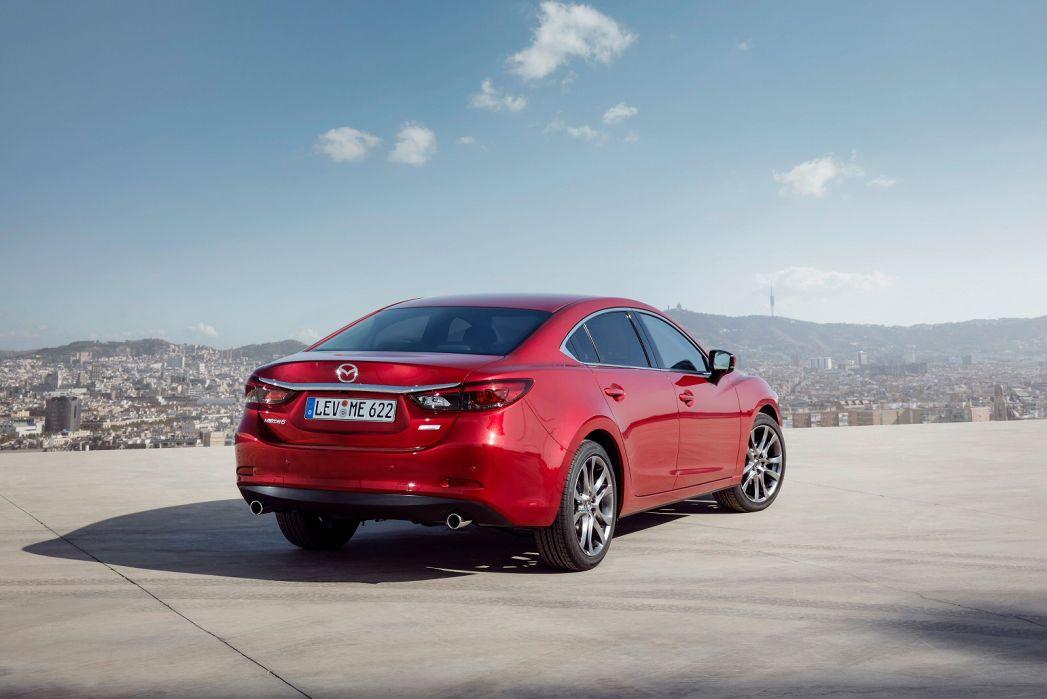 Image 1: Mazda Mazda6 Saloon 2.5 GT Sport NAV+ 4dr Auto