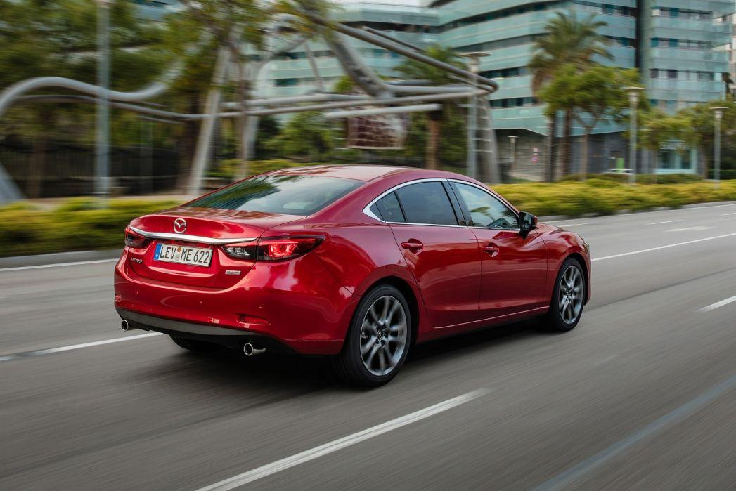 Image 4: Mazda Mazda6 Saloon 2.5 GT Sport NAV+ 4dr Auto