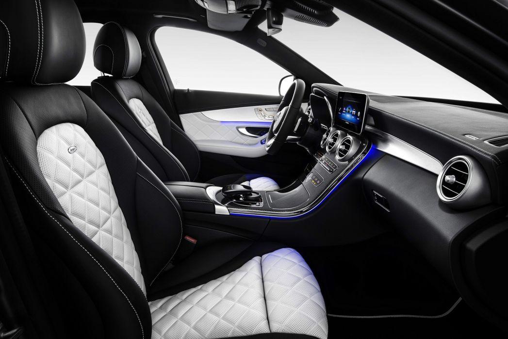 Image 4: Mercedes-Benz C Class Saloon C200 SE 4dr 9G-Tronic