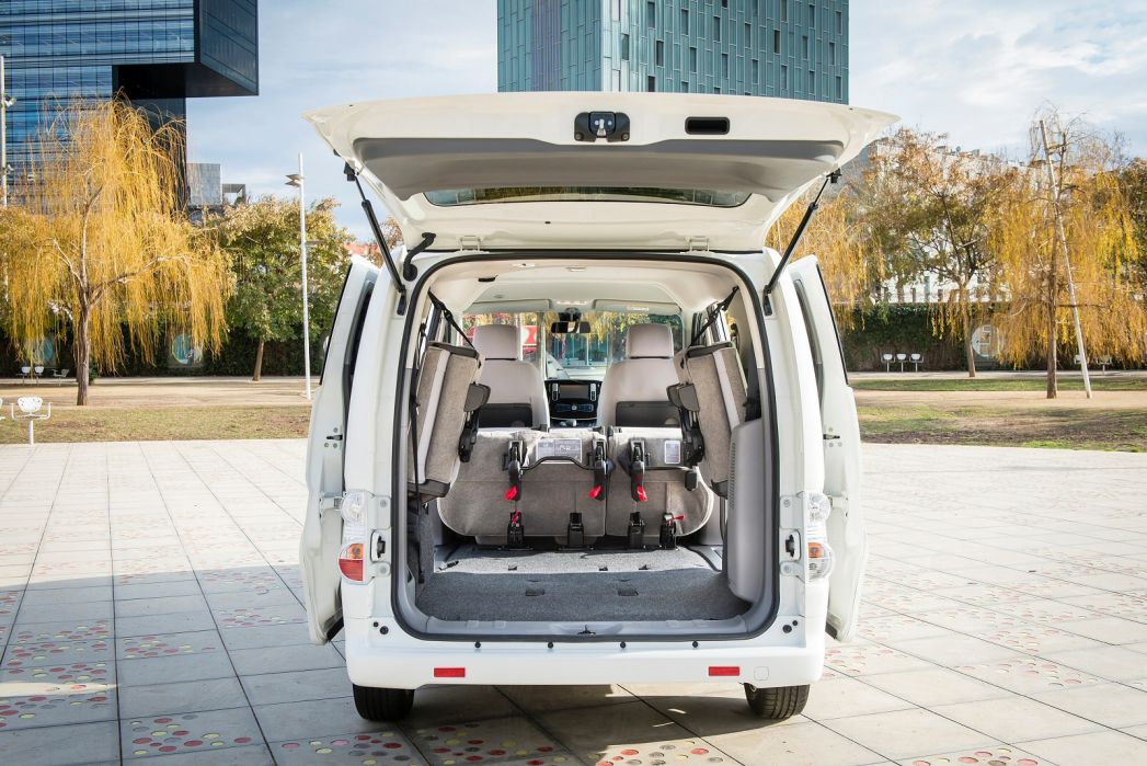 Image 4: Nissan E-NV200 Electric 80KW Visia VAN Auto 40KWH
