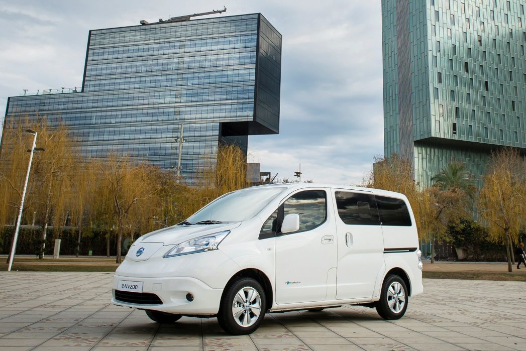 Image 5: Nissan E-NV200 Electric 80KW Visia VAN Auto 40KWH