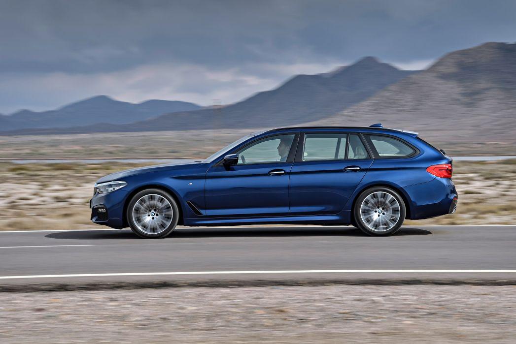 Image 5: BMW 5 Series Touring 520I M Sport 5dr Auto