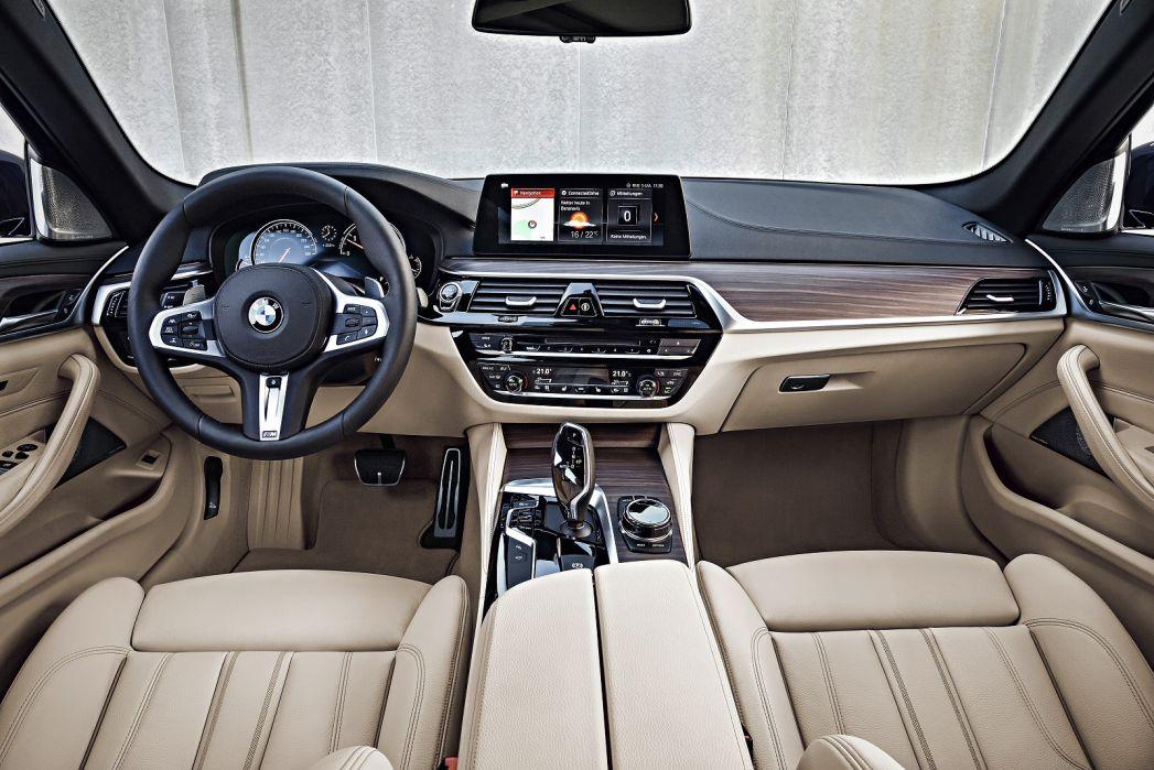 Image 4: BMW 5 Series Touring 520I M Sport 5dr Auto