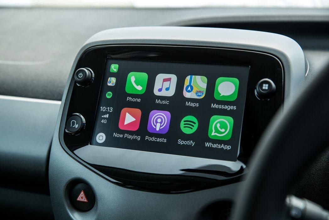 Image 5: Toyota Aygo Hatchback 1.0 VVT-I X-Trend TSS 5dr