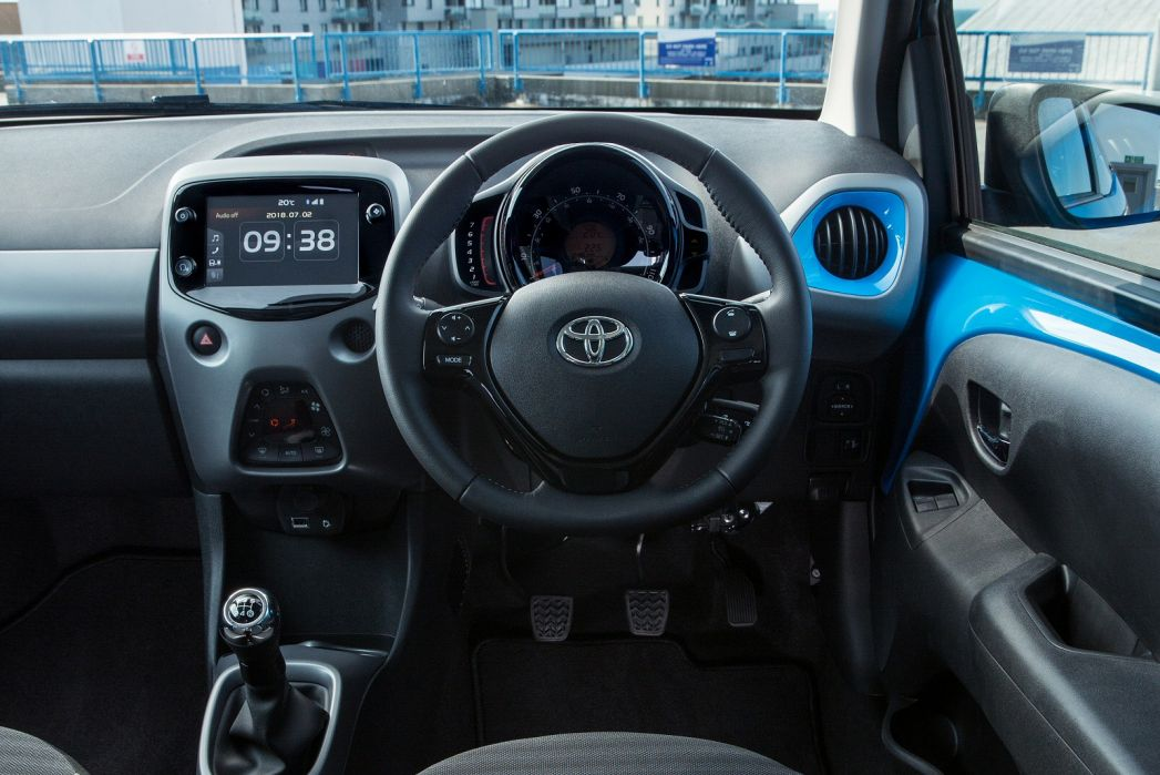 Image 3: Toyota Aygo Hatchback 1.0 VVT-I X-Trend TSS 5dr
