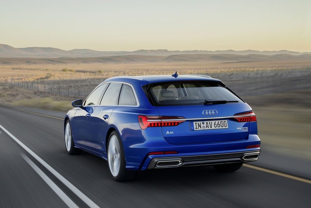 Image 4: Audi A6 Diesel Avant 40 TDI Sport 5dr S Tronic