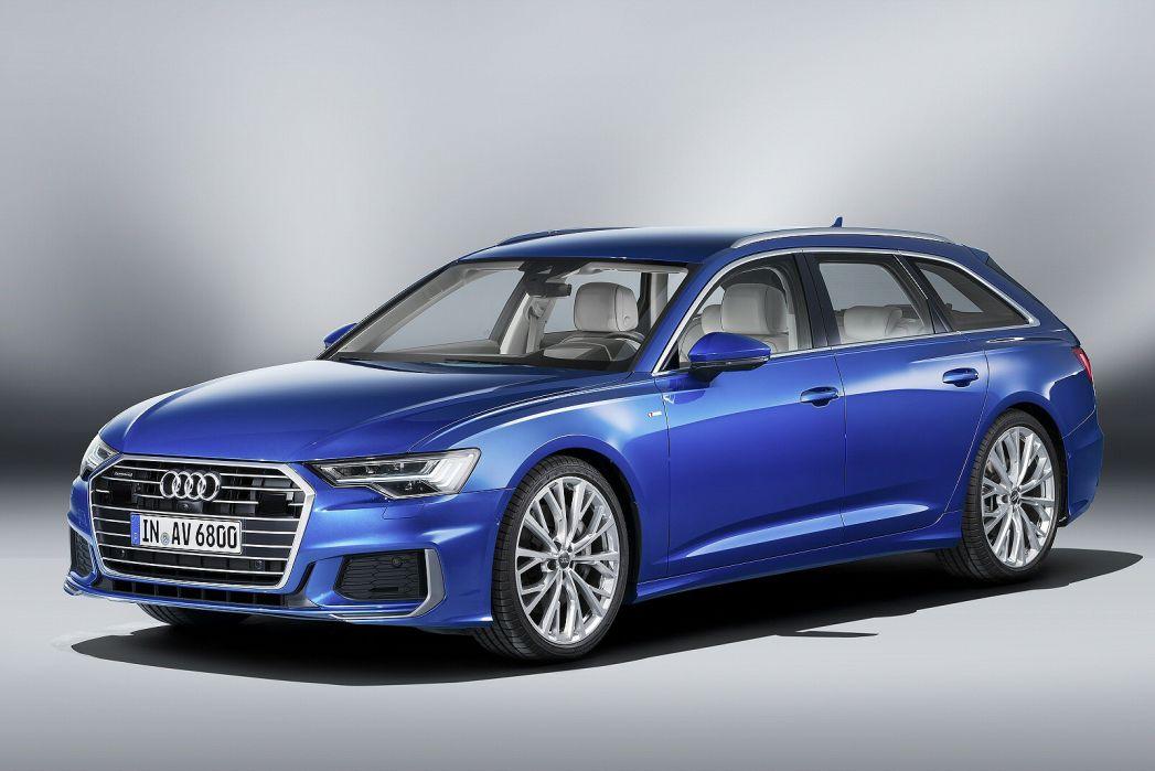 Image 5: Audi A6 Avant 55 Tfsi Quattro Black Edition 5dr S Tronic