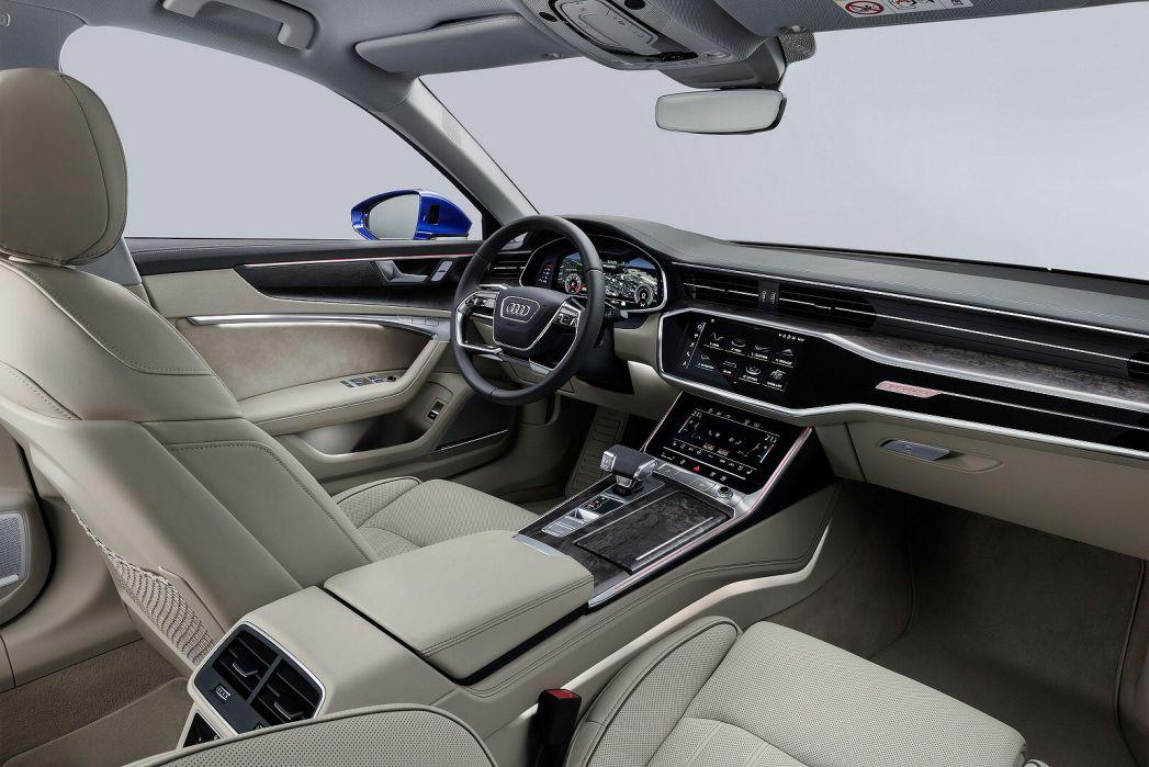 Image 4: Audi A6 Diesel Avant 40 TDI S Line 5dr S Tronic [tech Pack]