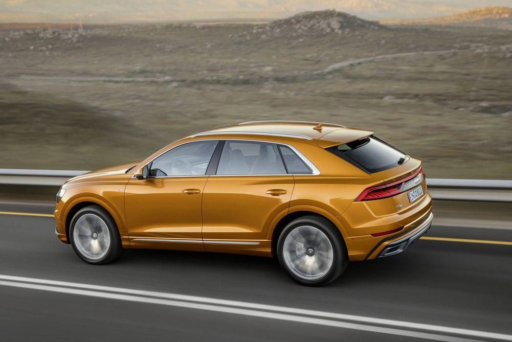 Image 4: Audi Q8 Estate 55 Tfsi Quattro S Line 5dr Tiptron [comfort+sound]