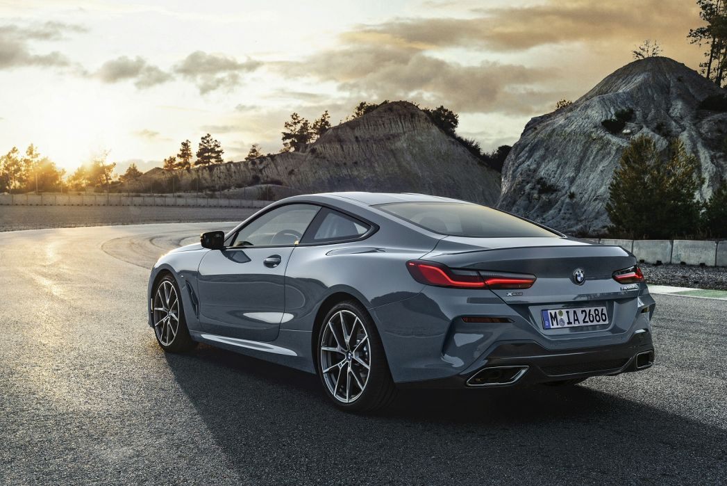 Image 3: BMW 8 Series Coupe M850i Xdrive 2dr Auto