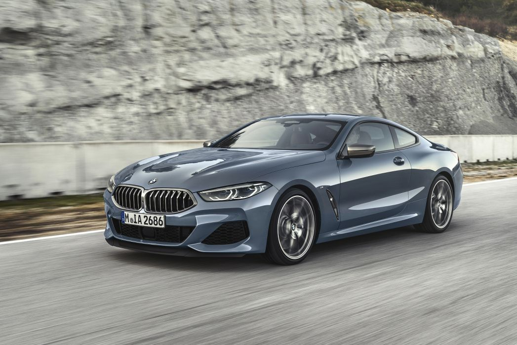 Image 4: BMW 8 Series Coupe M850i Xdrive 2dr Auto