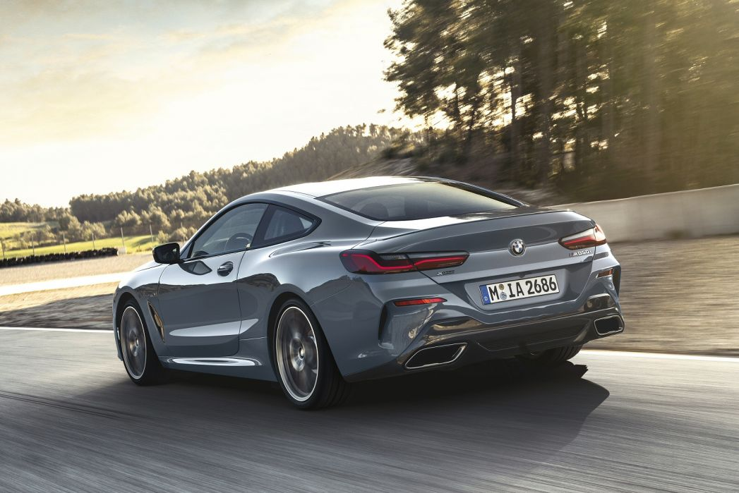 Image 6: BMW 8 Series Coupe M850i Xdrive 2dr Auto