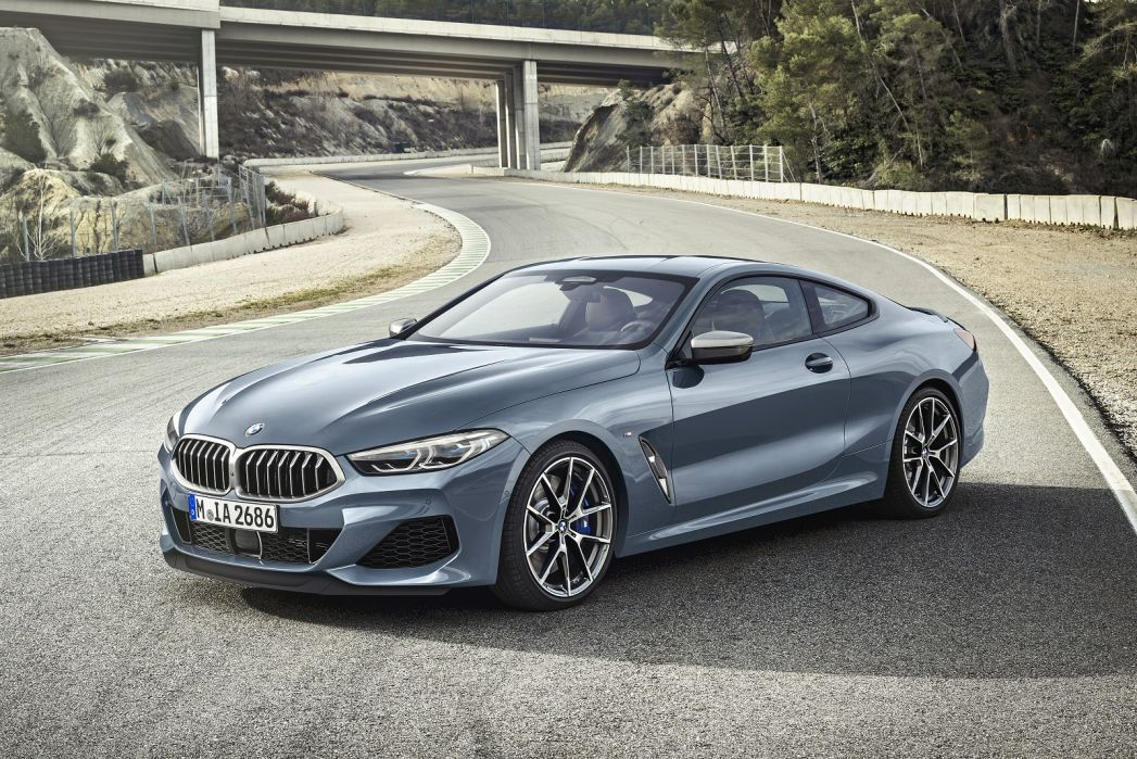 Image 1: BMW 8 Series Coupe M850i Xdrive 2dr Auto