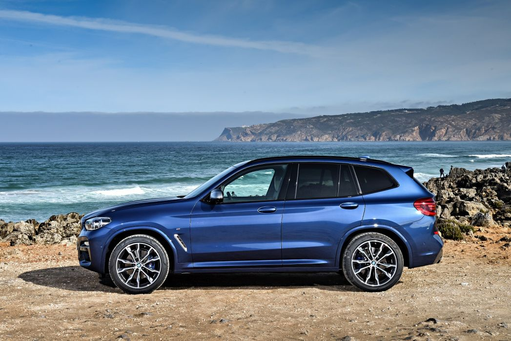 Image 2: BMW X3 Diesel Estate Xdrive M40d 5dr Step Auto