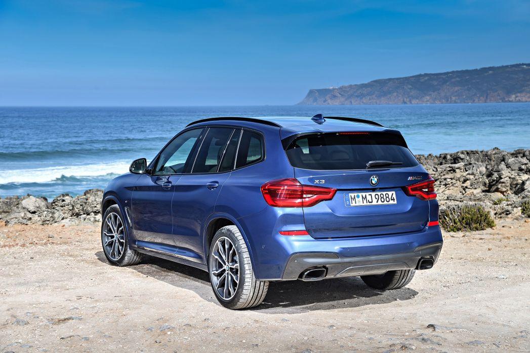 Image 3: BMW X3 Diesel Estate Xdrive M40d 5dr Step Auto