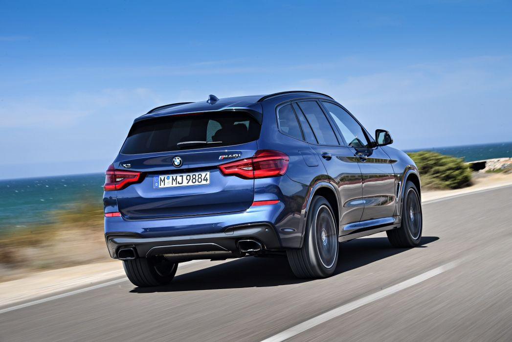 Image 6: BMW X3 Diesel Estate Xdrive M40d 5dr Step Auto