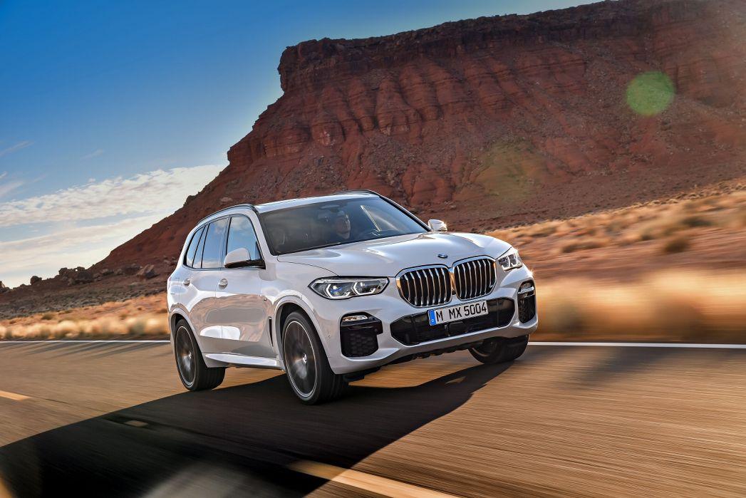 Image 4: BMW X5 Diesel Estate Xdrive M50d 5dr Auto