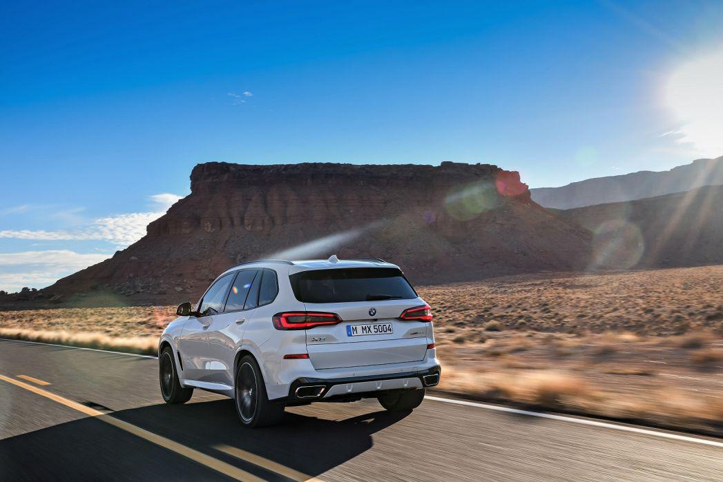 Image 6: BMW X5 Diesel Estate Xdrive M50d 5dr Auto