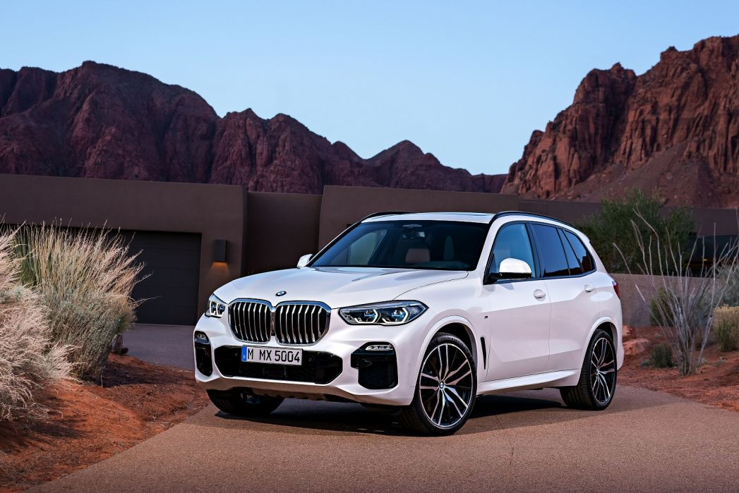 Video Review: BMW X5 Diesel Estate Xdrive30d M Sport 5dr Auto