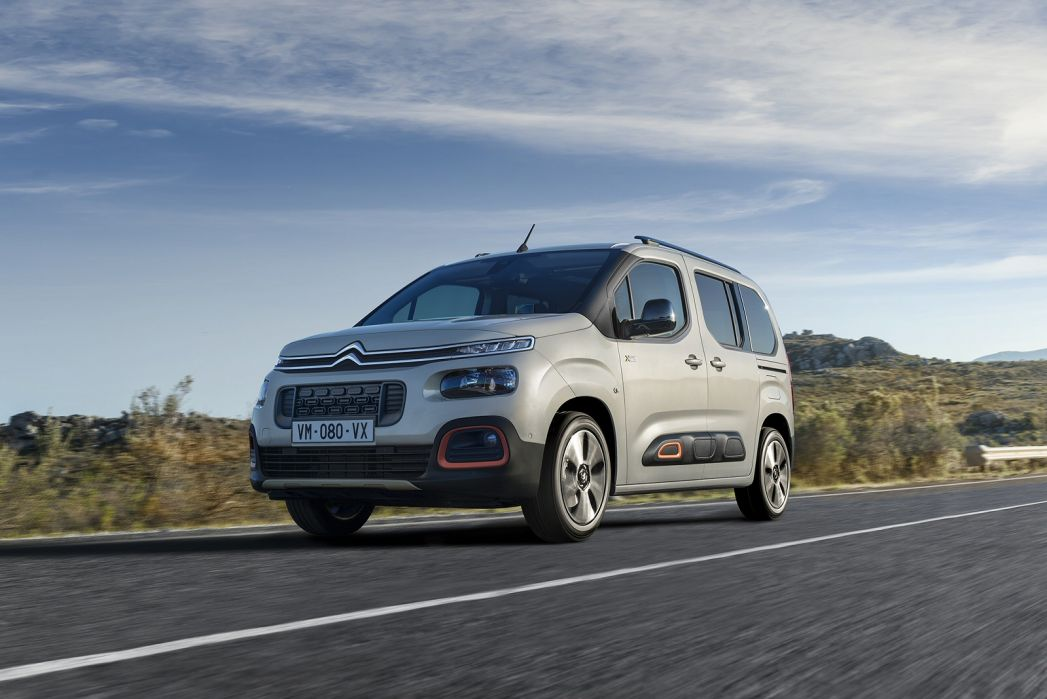 Image 4: Citroen Berlingo Estate 1.2 Puretech Flair M 5dr