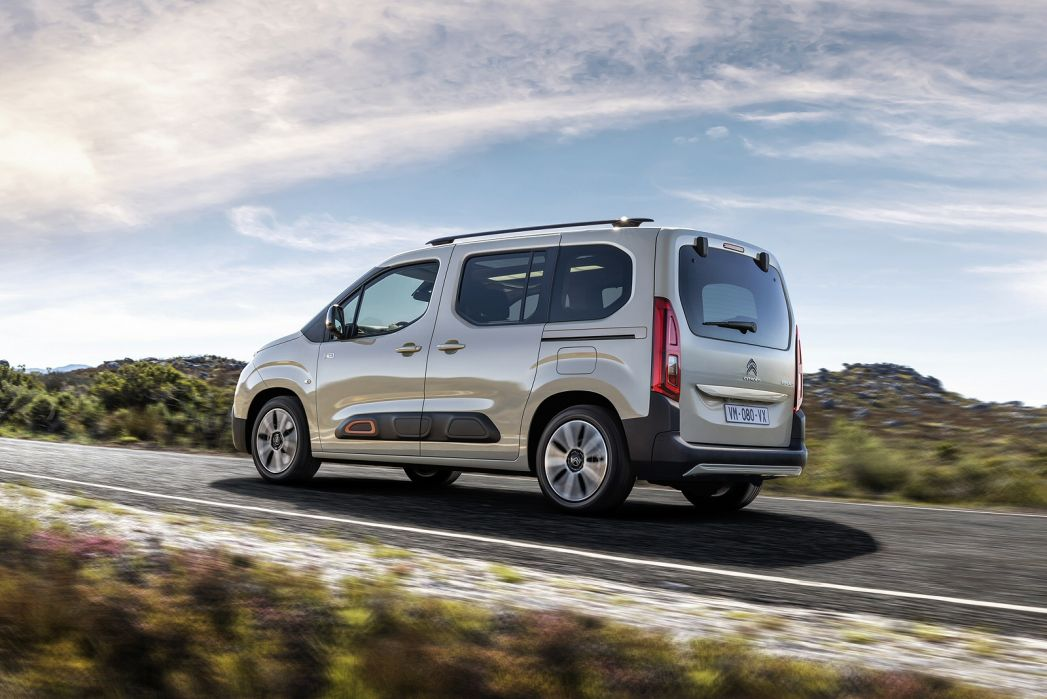 Image 5: Citroen Berlingo Estate 1.2 Puretech Flair M 5dr