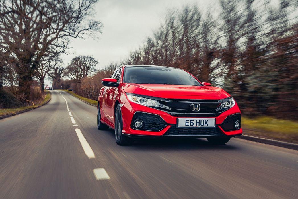 Image 5: Honda Civic Hatchback 1.0 Vtec Turbo 126 EX 5dr