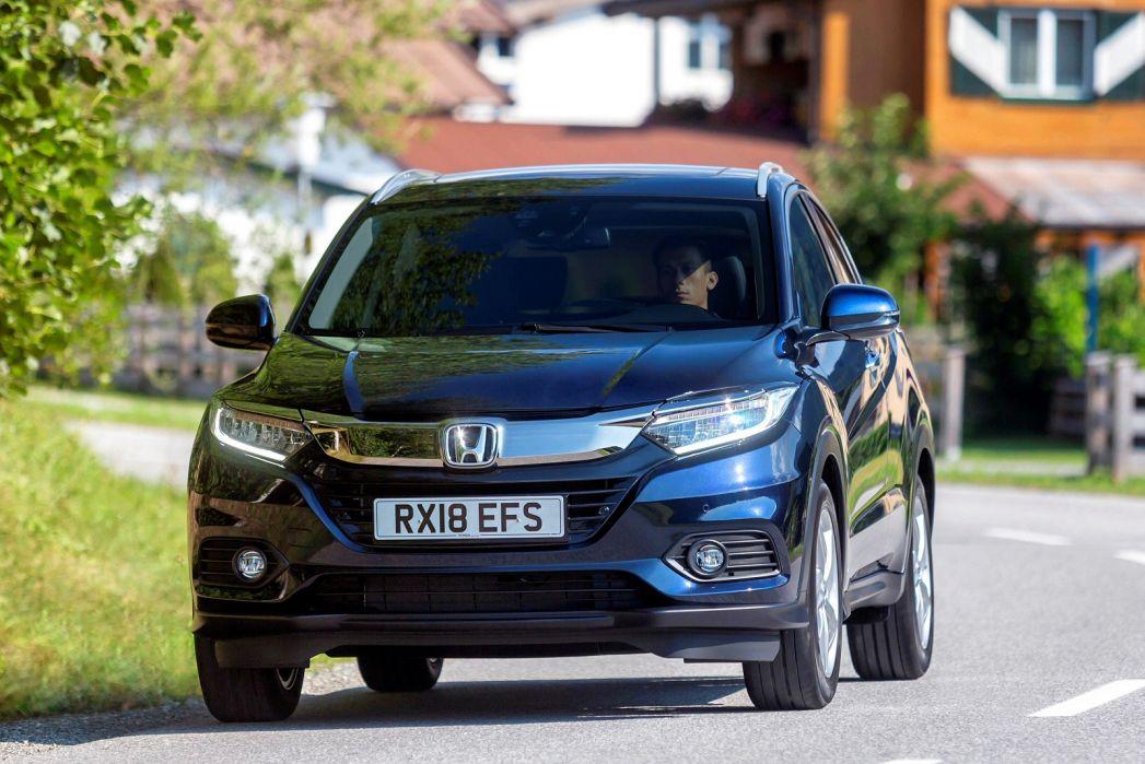Image 3: Honda HR-V Hatchback 1.5 I-Vtec EX CVT 5dr