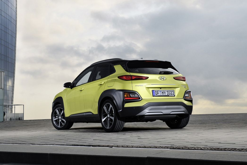 Image 2: Hyundai Kona Hatchback Special Editions 1.0T GDI Play Edition 5dr
