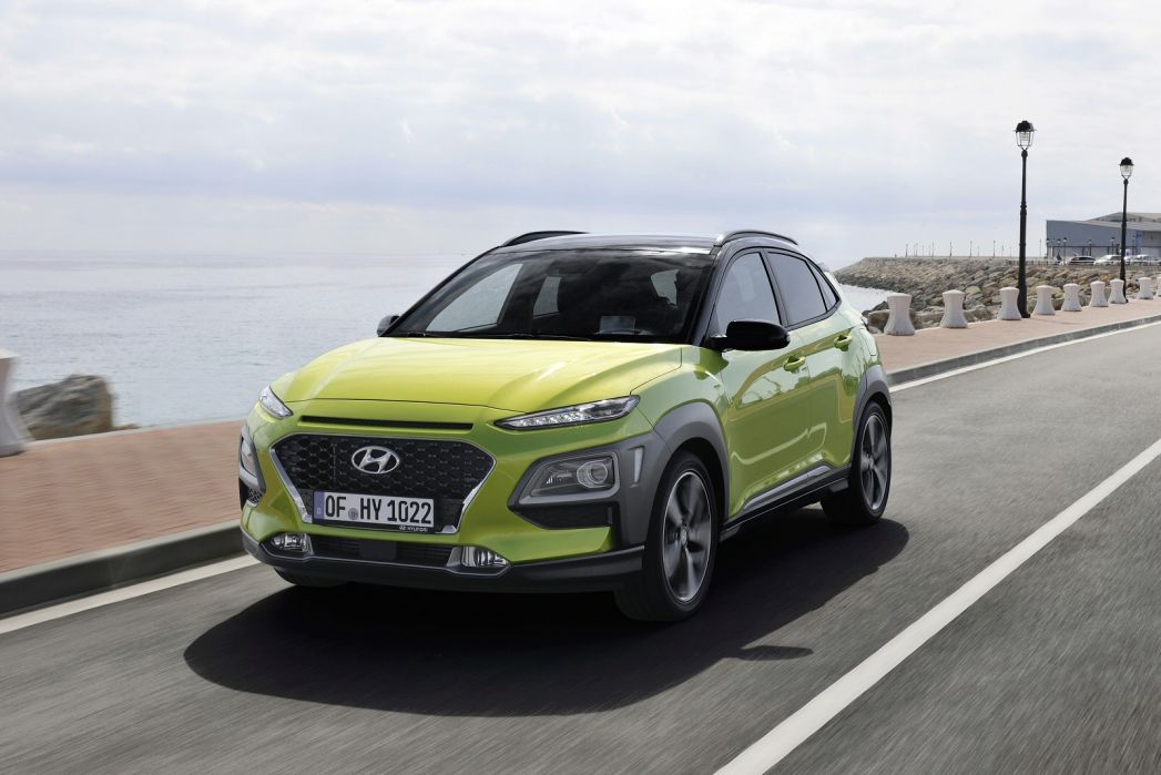 Image 3: Hyundai Kona Hatchback Special Editions 1.0T GDI Play Edition 5dr